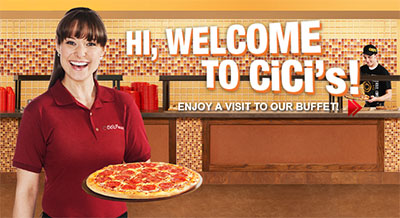 CiCis Pizza