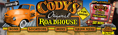 Cody s Original Roadhouse