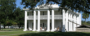 Gamble Plantation Historic Park