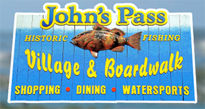 Johns Pass Village & Boardwalk
