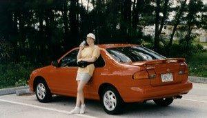 Rental car 197