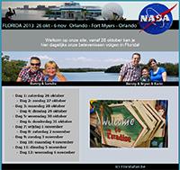 Fotolink naar het reisverslag van Florida oktober 2013.