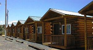 Link naar Bryce Gateway Inn Cabins