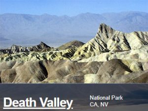 Link naar National Park Death Valley