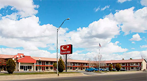 Link naar Econo Lodge Colorado