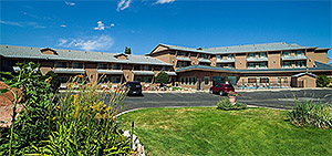 Link naar Moab Valley Inn