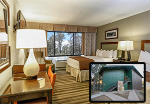 Link naar Yavapai Lodge Grand Canyon